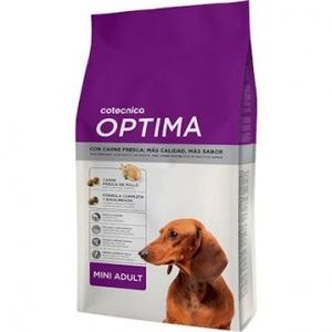 Croquettes pour chien de petite taille - Cotecnica Optima Mini - 4 kg