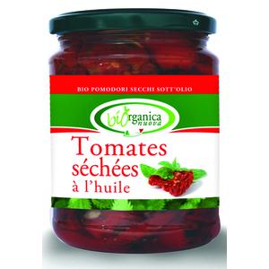 Tomates séchées 190 g BIOORGANICA