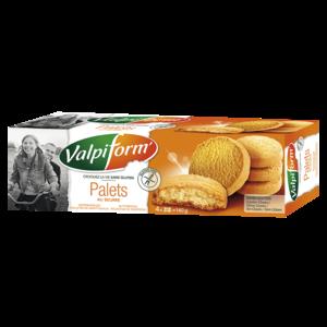 Palets au beurre VALPIFORM