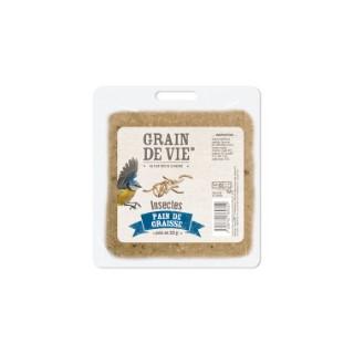 Pain de graisse aux insectes de 320 g 222089