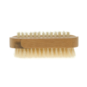 Brosse a ongles bambou