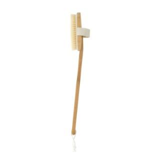 Brosse dos pour le bain bambou