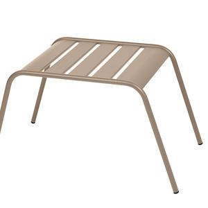Table basse de jardin Monceau Fermob muscade 42 x 45 x 41 cm