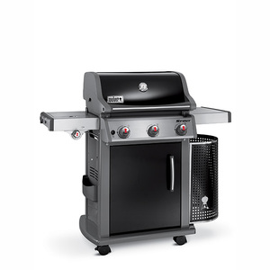 Barbecue à gaz WEBER Spirit premium E-320 GBS noir