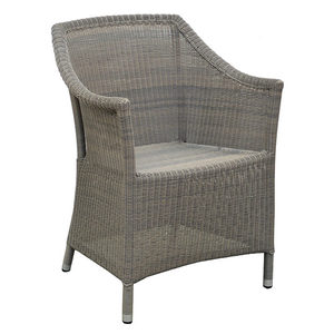 fauteuil de jardin en r sine tress rocking inspiration gris botanic. Black Bedroom Furniture Sets. Home Design Ideas