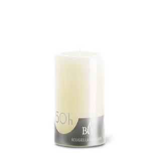 Bougie cylindrique 7x10 cm - Ivoire 223382
