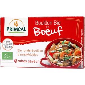 Bouillon de bœuf bio en cube - 80 gr 224078