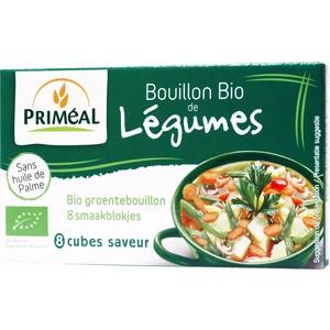 Bouillon de légumes en cube - 72 gr