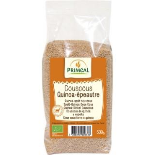 Couscous quinoa épeautre 500 g PRIMEAL
