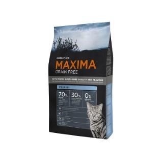 Croquettes sans céréales chat stérilisé - Maxima Grain Free Sterilized 1 kg
