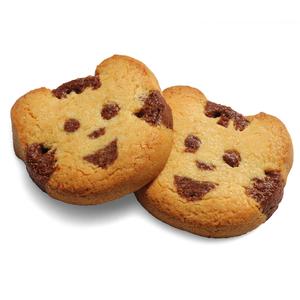 Biscuits tigre pour enfant au goût choco vanille - Prix au kilo 225401