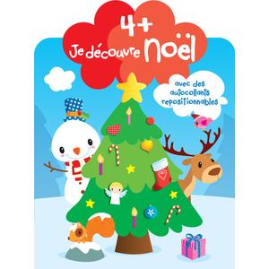 Je Découvre Noël 4 + Sapin Yoyo Books Dilisco 226588