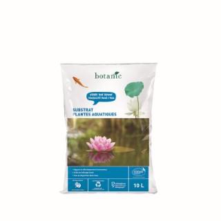 Substrat plantes aquatiques 10L