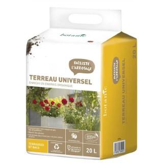 terreau universel 20l botanic. Black Bedroom Furniture Sets. Home Design Ideas