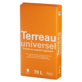Terreau universel 70L