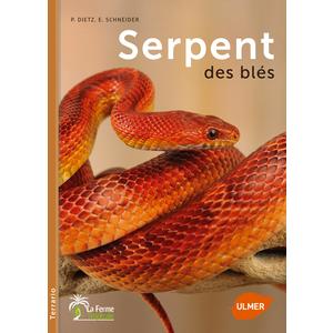 Serpent des Blés 88 pages Éditions Eugène ULMER 228868