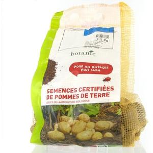 Pommes de terre Charlotte bio calibre 0001, 1,5 kg