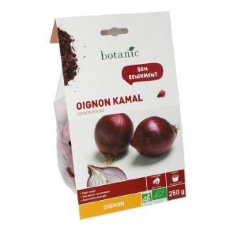 Bulbes d'oignon Kamal AB bio 250 g