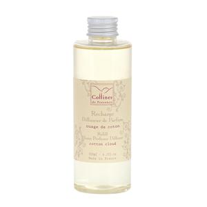 Recharge Bouquet parfumé coton    200ml LES COLLINES DE PROVENCE