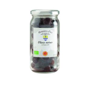 Olives noires de Nyons AOP Bio 120 g