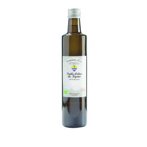 Huile d'olive bio de Nyons AOP vierge extra - 500 ml
