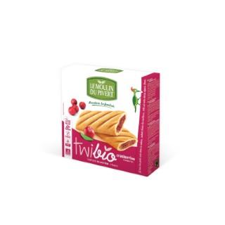 Twibio cranberries bio 150 g LE MOULIN DU PIVERT