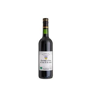 Apéritif à base de vin et de Noix bio Histoire d'ici 75 cl