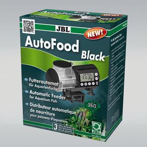 Distributeur automatique Nourriture noir
