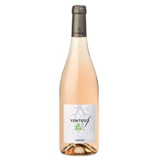 Vin Ventoux rosé Bio prix Éco Attitude 75 cl 234313