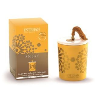 Bougie parfum Rechargeable EspritThé ESTEBAN 170 gr