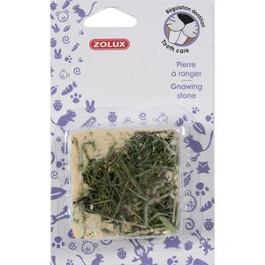 Pierre minérale aux herbes pour rongeurs 235007