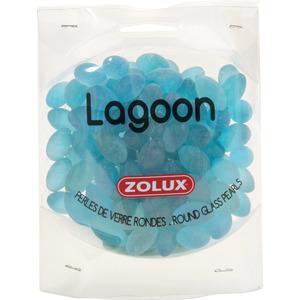 Perles de verre lagoon 442g 235034