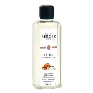 Parfum étoile d'orient Lampe Berger 500 ml