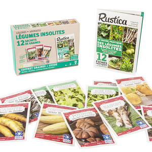 Coffret Légumes insolites