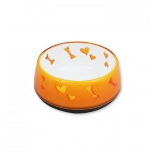Bol chien orange 600 ml