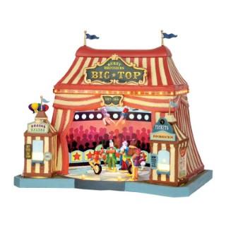 Cirque Big Top Des Frères Berry