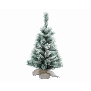 Mini Arbre de Noël Vancouver Enneigé NF 45 cm