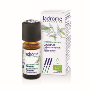 Huile essentielle bio de Cajeput Ladrôme - 10 ml 250559
