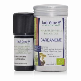 Huile essentielle bio de Cardamome Ladrôme - 5 ml 250560