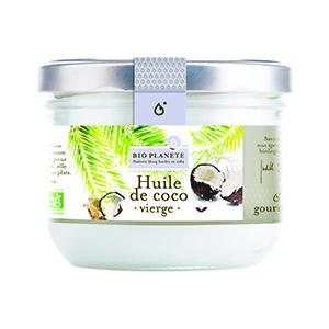 Huile de coco - 400 ml