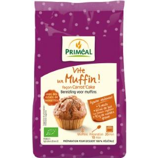 Vite un Muffin'façon carot'cake 275 g PRIMEAL