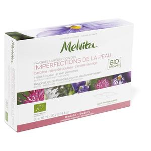 Imperfections de la peau Melvita 20 x 10 ml
