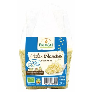 Perles blanches 500 g PRIMEAL