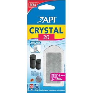Crystal New superclean 20  X6 256166