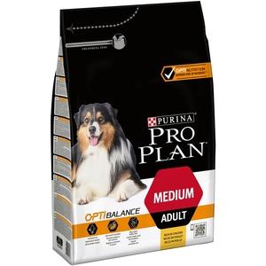 Croquettes à la volaille pour chiens moyens Adultes – 3 kg 257607