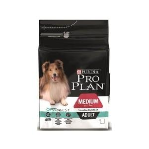Croquettes chien adulte taille moy digestion sensible Pro plan 14 kg 257615