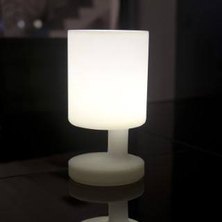 BABY-Lampe de table blanche à LED