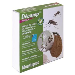 Spirales anti-moustiques x 10 257901