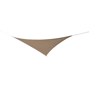 voile ombrage sable 3 6m triangulaire austral parasols. Black Bedroom Furniture Sets. Home Design Ideas