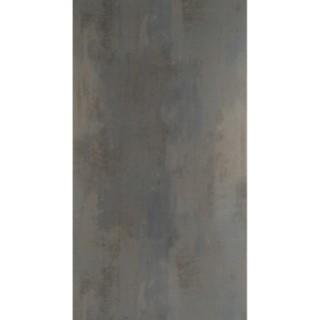 Plateau fin HPL noir nitro de 160 x 90 x 1,3 cm 259097